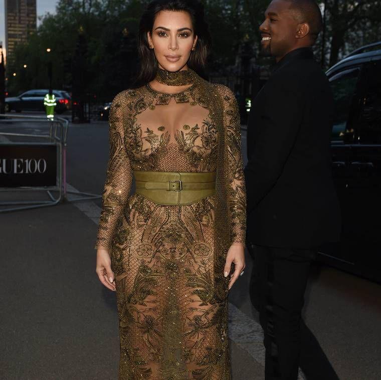 is kim kardashian west creating unrealistic expectations